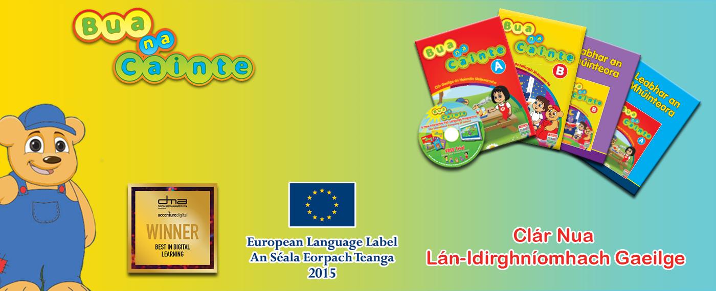 A multi-award winning interactive Irish language programme.